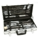 Steel Braai Set (11 pieces)