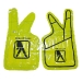 Yellow Pages Inflatable Hands