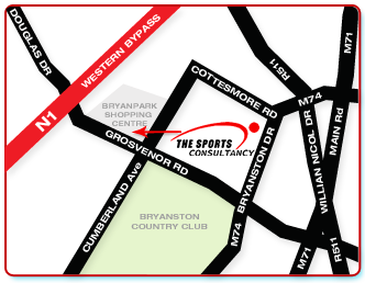 Sport Consultancy Map
